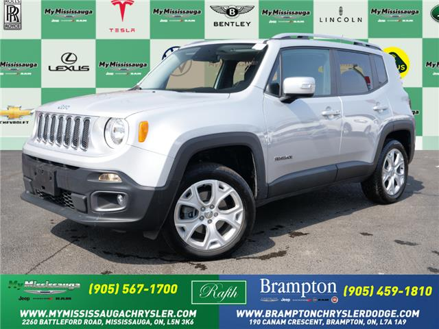 2016 Jeep Renegade Limited (Stk: 21128A) in Mississauga - Image 1 of 23