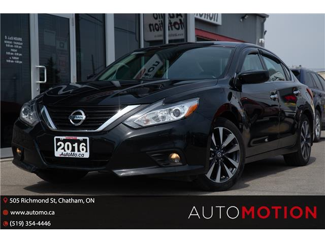 2016 Nissan Altima  (Stk: 21443) in Chatham - Image 1 of 24