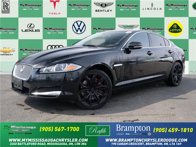 2015 Jaguar XF Sport (Stk: 21216B) in Mississauga - Image 1 of 25