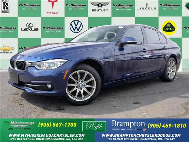 2018 BMW 328d xDrive (Stk: 1425) in Mississauga - Image 1 of 27