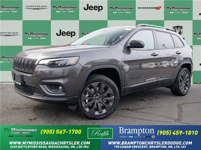 2021 Jeep Cherokee North (Stk: 21348) in Mississauga - Image 1 of 6