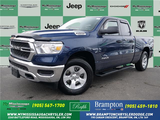 2021 RAM 1500 Tradesman (Stk: 21284) in Mississauga - Image 1 of 6