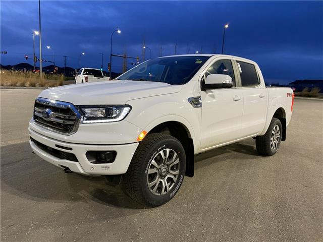 2021 Ford Ranger Lariat (Stk: MRN006) in Fort Saskatchewan - Image 1 of 20