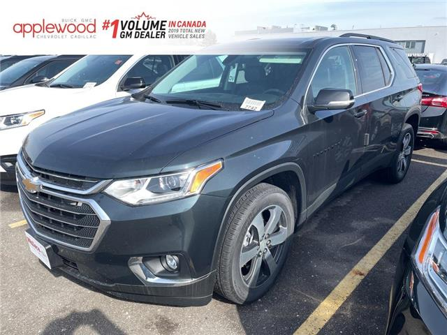 2021 Chevrolet Traverse LT True North (Stk: T1T020T) in Mississauga - Image 1 of 5