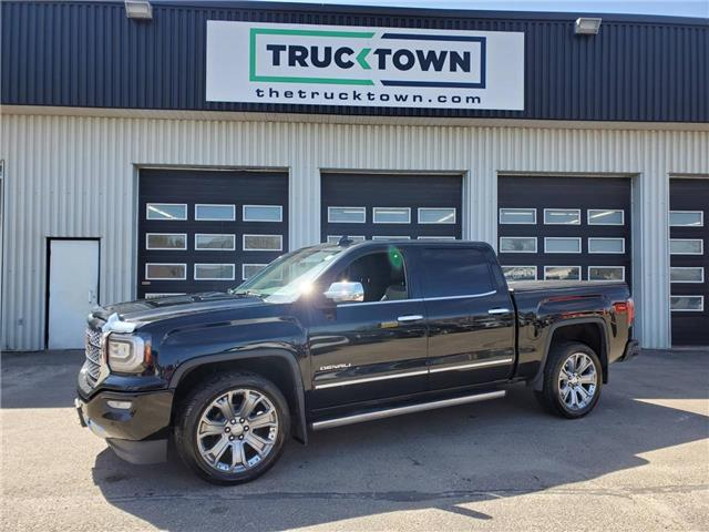 2017 GMC Sierra 1500 Denali (Stk: T0186) in Smiths Falls - Image 1 of 21