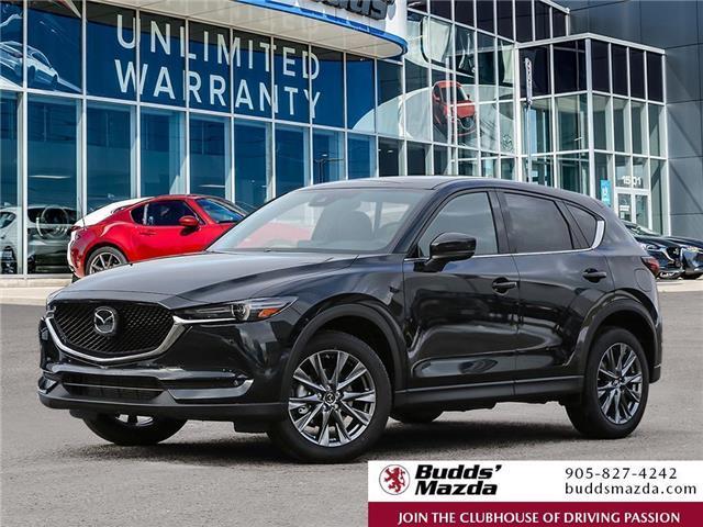 2021 Mazda CX-5 Signature (Stk: 17359) in Oakville - Image 1 of 23