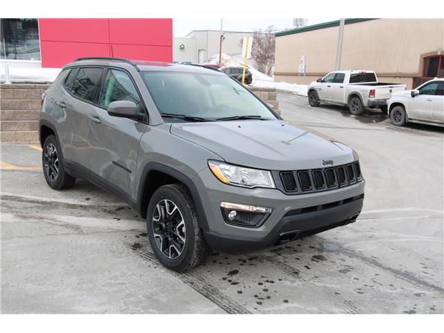 2021 Jeep Compass Sport (Stk: PW2115) in St. John\'s - Image 1 of 21