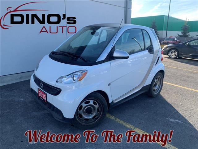 2015 Smart Fortwo  (Stk: DA796050) in Orleans - Image 1 of 17