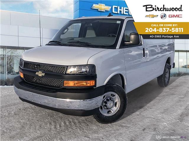 2021 Chevrolet Express 2500 Work Van (Stk: G21200) in Winnipeg - Image 1 of 25