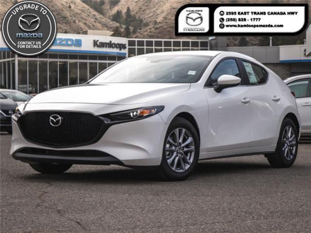 2021 Mazda Mazda3 Sport GX (Stk: EM026) in Kamloops - Image 1 of 32