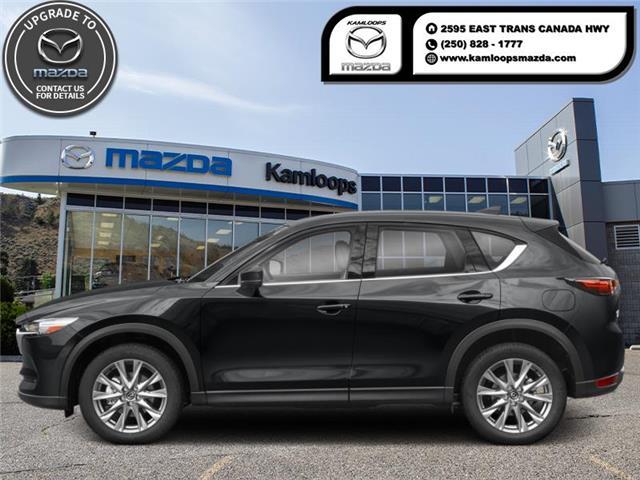 2021 Mazda CX-5 GT w/Turbo (Stk: YM184) in Kamloops - Image 1 of 1