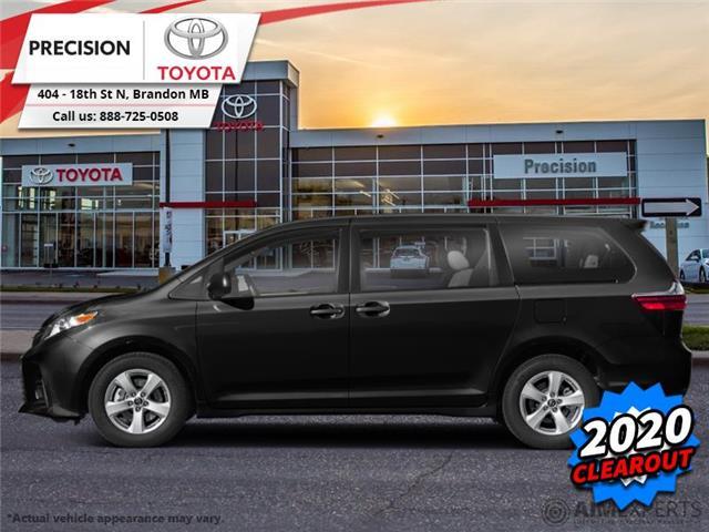 2020 Toyota Sienna LE 8-Passenger (Stk: 20439) in Brandon - Image 1 of 1
