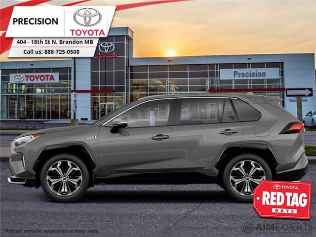 2021 Toyota RAV4 Prime SE (Stk: 21221) in Brandon - Image 1 of 1