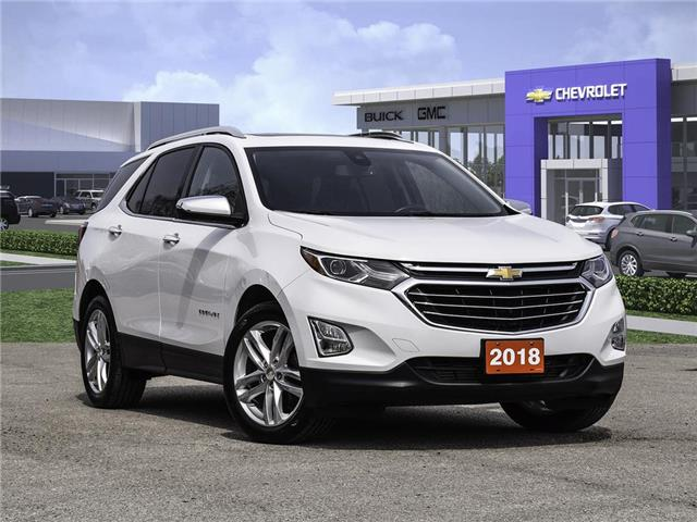 2018 Chevrolet Equinox Premier (Stk: 130255A) in Markham - Image 1 of 28