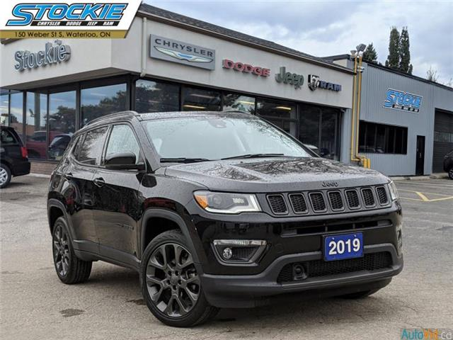 2019 Jeep Compass Limited (Stk: 36209) in Waterloo - Image 1 of 28