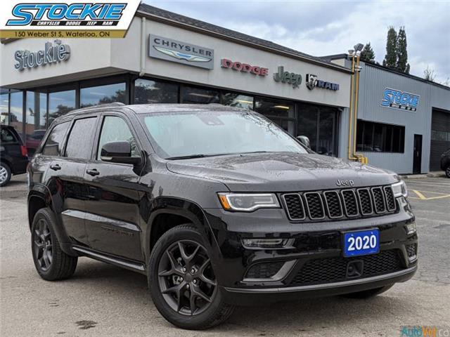 2020 Jeep Grand Cherokee Limited (Stk: 36210) in Waterloo - Image 1 of 28