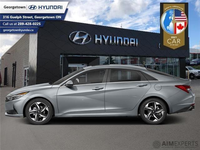 2021 Hyundai Elantra Ultimate Tech (Stk: 1200) in Georgetown - Image 1 of 1