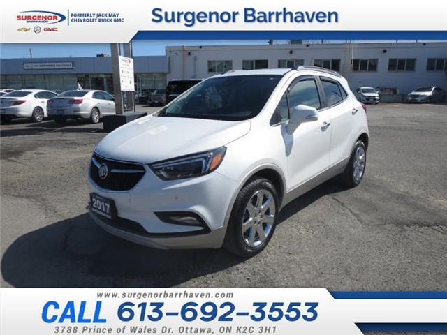 2017 Buick Encore Premium (Stk: A1811) in Ottawa - Image 1 of 26