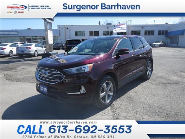 2019 Ford Edge SEL (Stk: 210216A) in Ottawa - Image 1 of 32
