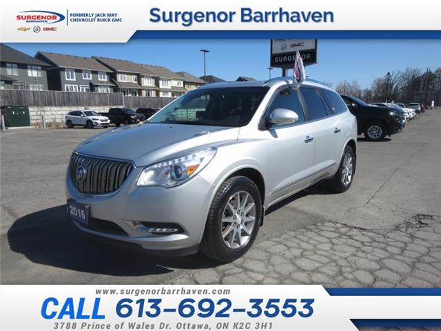 2016 Buick Enclave Leather (Stk: 210396A) in Ottawa - Image 1 of 30
