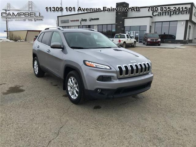 2016 Jeep Cherokee North (Stk: 10728A) in Fairview - Image 1 of 17