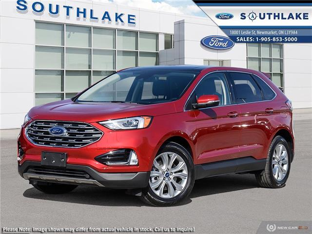 2021 Ford Edge Titanium (Stk: 31408) in Newmarket - Image 1 of 23