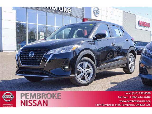 2021 Nissan Kicks S (Stk: 21053) in Pembroke - Image 1 of 28