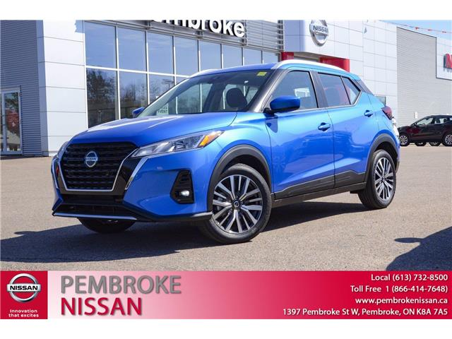 2021 Nissan Kicks SV (Stk: 21055) in Pembroke - Image 1 of 30