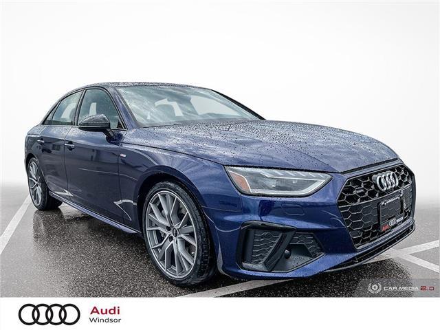 2021 Audi A4 45 Technik (Stk: 21130) in Windsor - Image 1 of 30