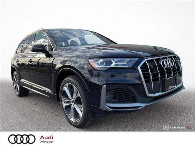 2021 Audi Q7 55 Progressiv (Stk: 21132) in Windsor - Image 1 of 30
