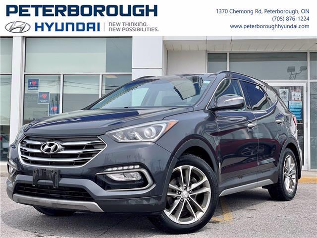 2017 Hyundai Santa Fe Sport  (Stk: H12891A) in Peterborough - Image 1 of 30