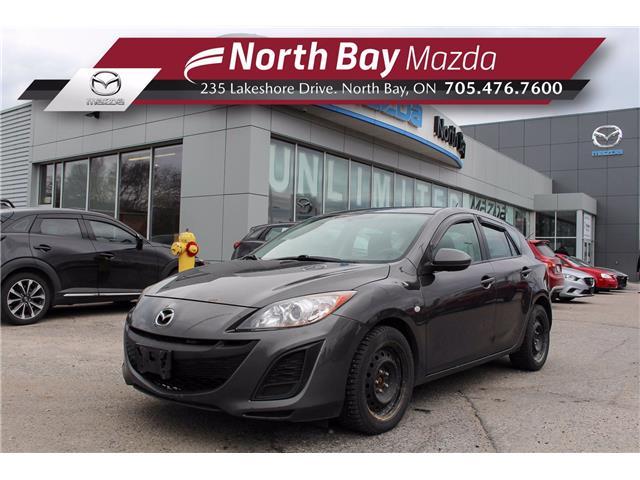 2010 Mazda Mazda3 Sport GX (Stk: 21128A) in North Bay - Image 1 of 15