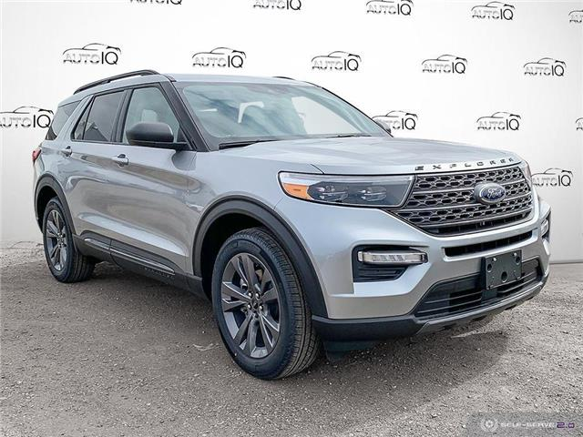 2021 Ford Explorer XLT (Stk: S1138) in St. Thomas - Image 1 of 26