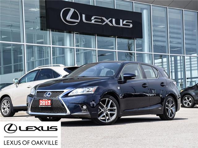 2017 Lexus CT 200h Base (Stk: UC8144) in Oakville - Image 1 of 23