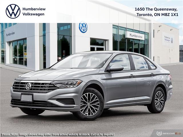 2021 Volkswagen Jetta Highline (Stk: 98480) in Toronto - Image 1 of 23