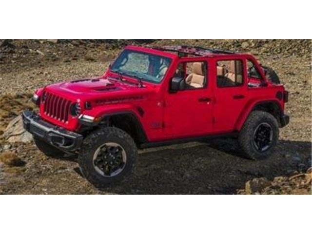 2021 Jeep Wrangler Unlimited Sahara (Stk: 923065) in OTTAWA - Image 1 of 1