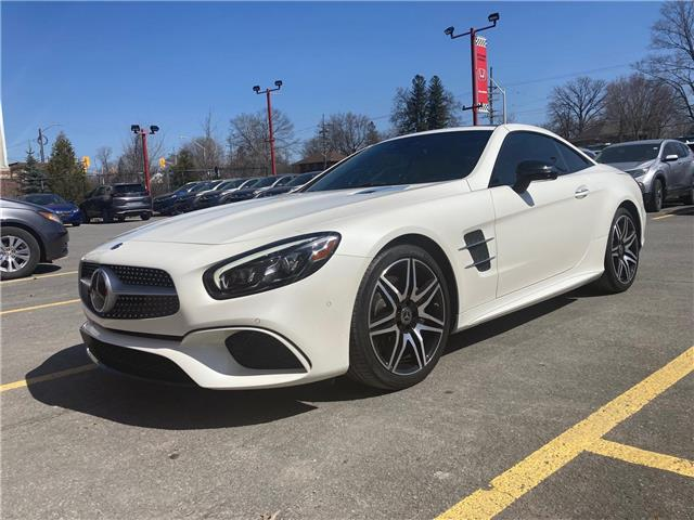 2019 Mercedes-Benz SL 550 Base (Stk: H86530) in Ottawa - Image 1 of 10