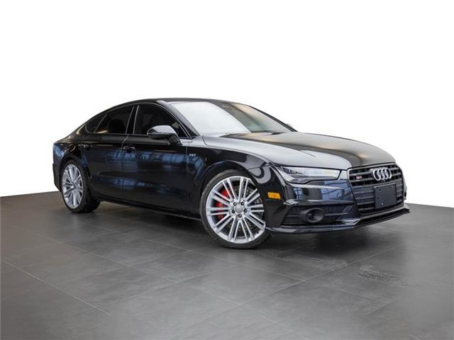 2018 Audi S7 4.0T (Stk: 93323A) in Nepean - Image 1 of 22