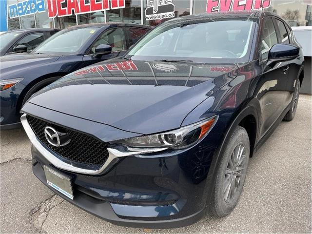 2017 Mazda CX-5 GS (Stk: P3421) in Toronto - Image 1 of 21