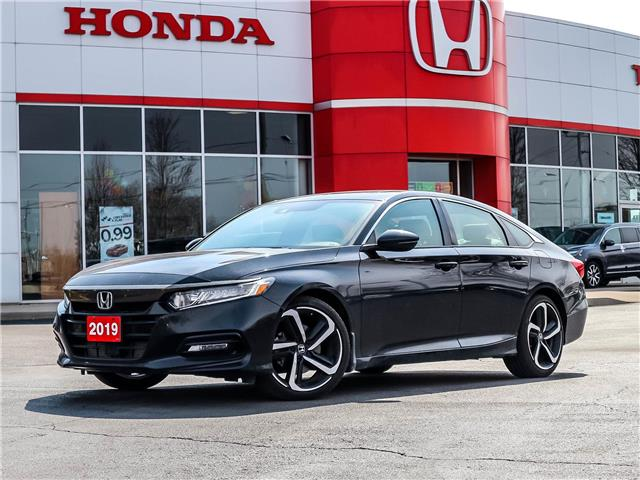 2019 Honda Accord Sport 1.5T (Stk: 3830) in Milton - Image 1 of 1