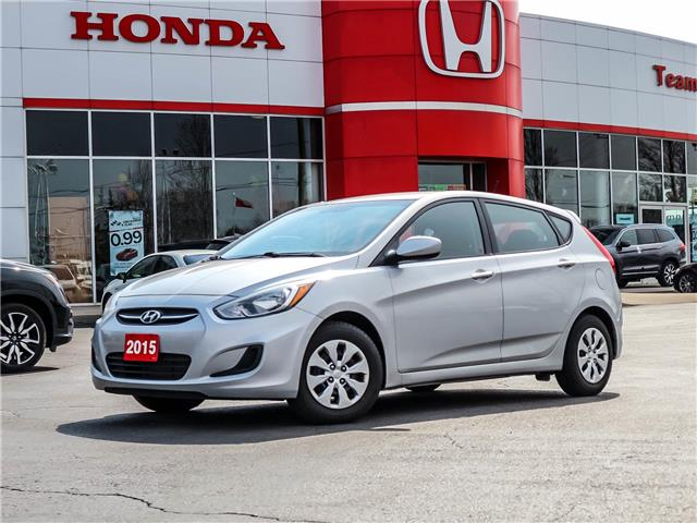 2015 Hyundai Accent GL (Stk: 20866A) in Milton - Image 1 of 1