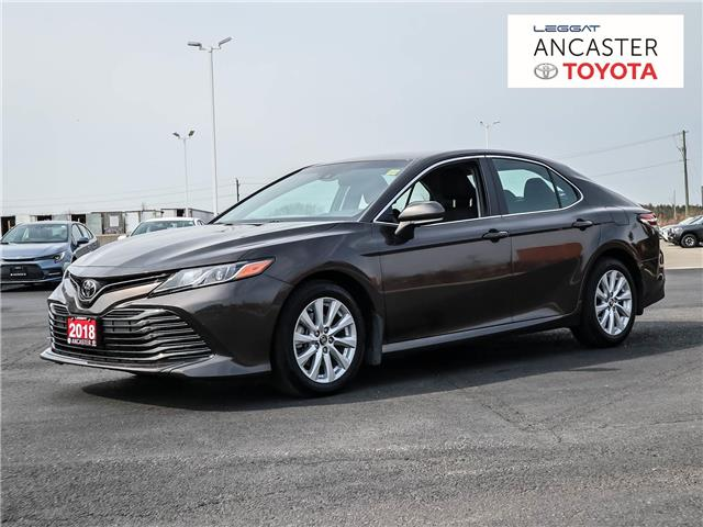 2018 Toyota Camry  (Stk: 4144) in Ancaster - Image 1 of 7