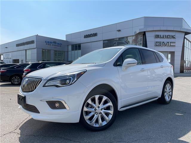 2017 Buick Envision AWD 4dr Premium II (Stk: U067169) in Mississauga - Image 1 of 22