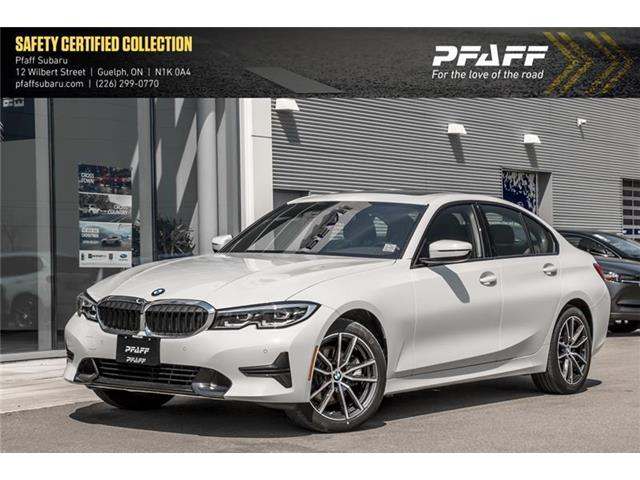 2021 BMW 330i xDrive (Stk: SU0345) in Guelph - Image 1 of 22
