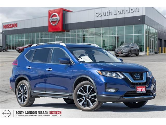 2018 Nissan Rogue SL (Stk: 14497) in London - Image 1 of 23