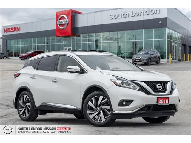 2018 Nissan Murano Platinum (Stk: 14542) in London - Image 1 of 24