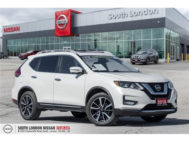 2018 Nissan Rogue SL (Stk: T20007-1) in London - Image 1 of 23