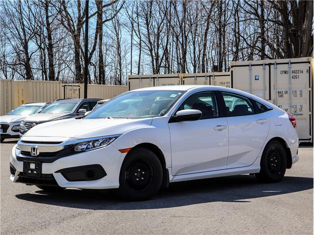 2018 Honda Civic SE (Stk: L1011) in Brockville - Image 1 of 1