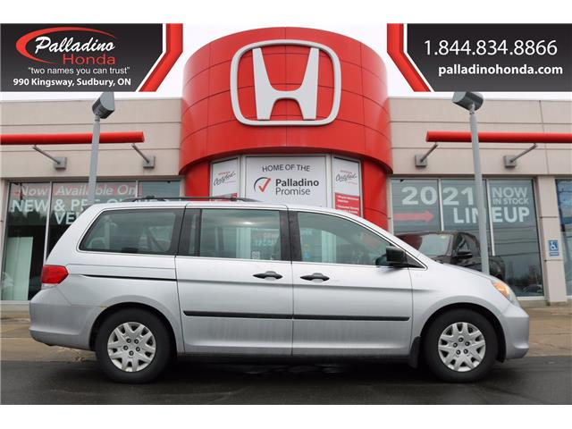 2010 Honda Odyssey DX (Stk: 22859W) in Greater Sudbury - Image 1 of 22