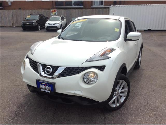 2017 Nissan Juke SV (Stk: A9476) in Sarnia - Image 1 of 30
